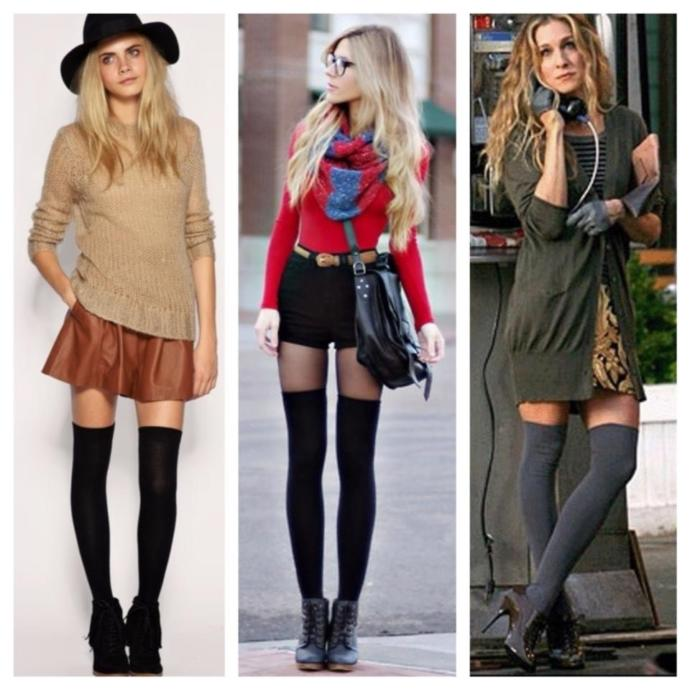 What do guys think about short skirts (view photos)?