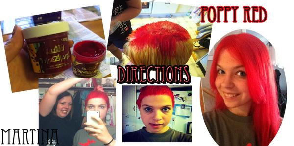 Girls, Would you ever dye your hair bright red?