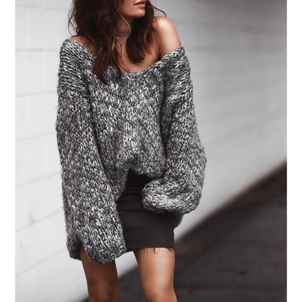 What do guys think of the oversized hoodie/sweater fashion?