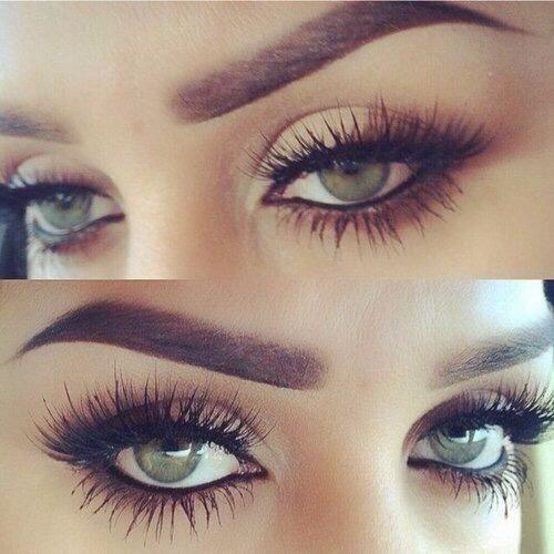 What do guys prefer:fake eyelashes or natural?