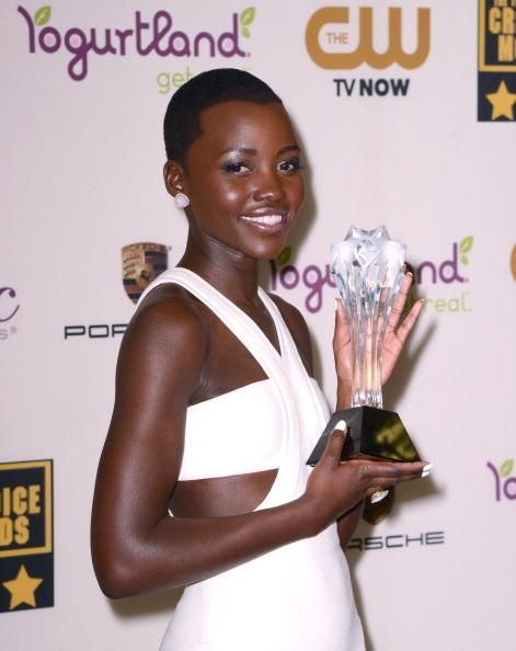 Why would more guys go for Lanisha over Lupita Nyongo?