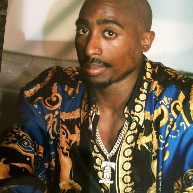 How sexy is 2Pac?