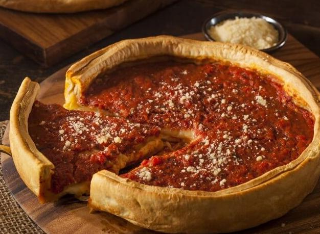 What type of pizza is your favorite type of pizza?