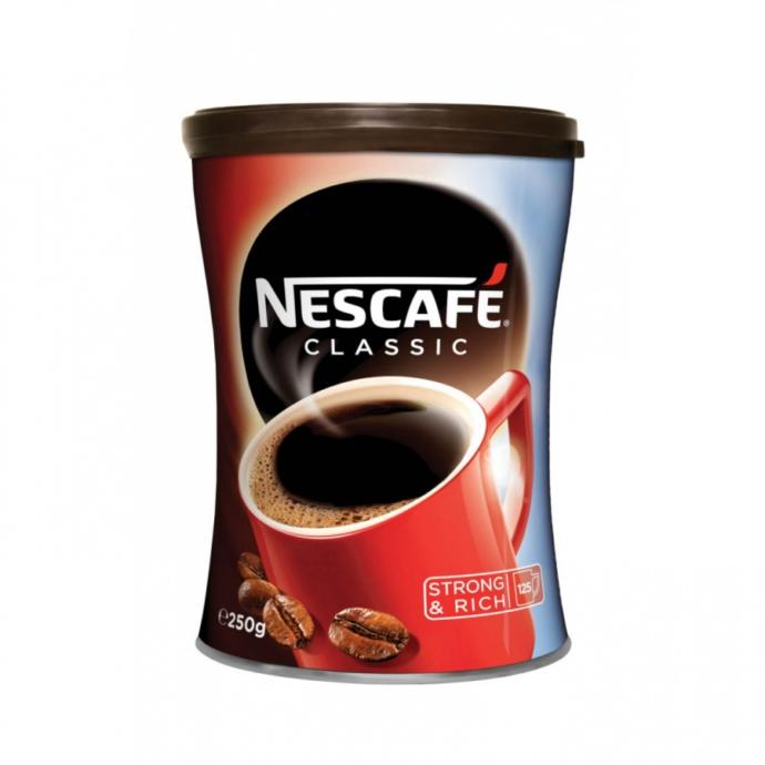 Does nescafe classic has calories ?
