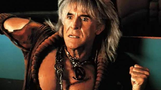 If I told you that Limahl from Kajagoogoo looks like that now, would you believe it?