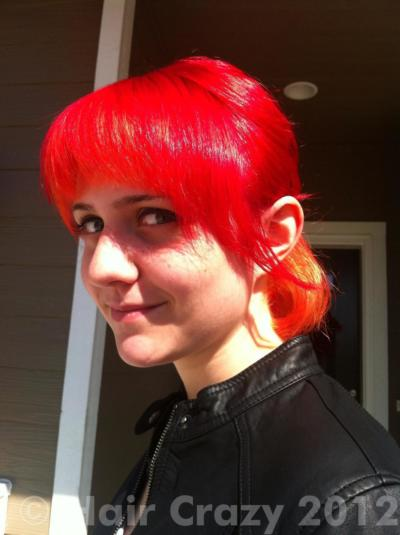 Guys Would You Date A Girl With Dyed Bright Red Hair Girlsaskguys