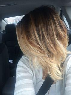Opinions on this type of hair color...?