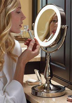 Reasons to get a lit face mirror?