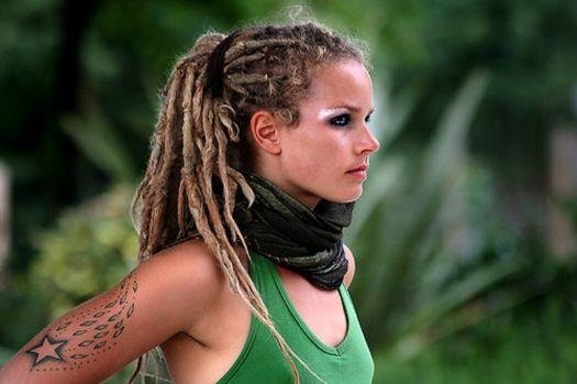 "What's your opinion on culture appropriation? More specifically.. ""White dreadlocks""?"