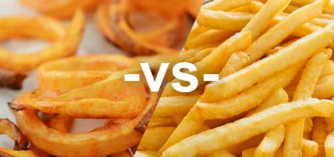 What do you like more curly fries French fries or waffle fries??