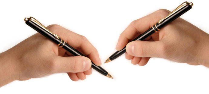 Are you left-handed, right-handed or ambidextrous?