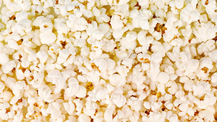 Rate this random thing out of 5: Popcorn?