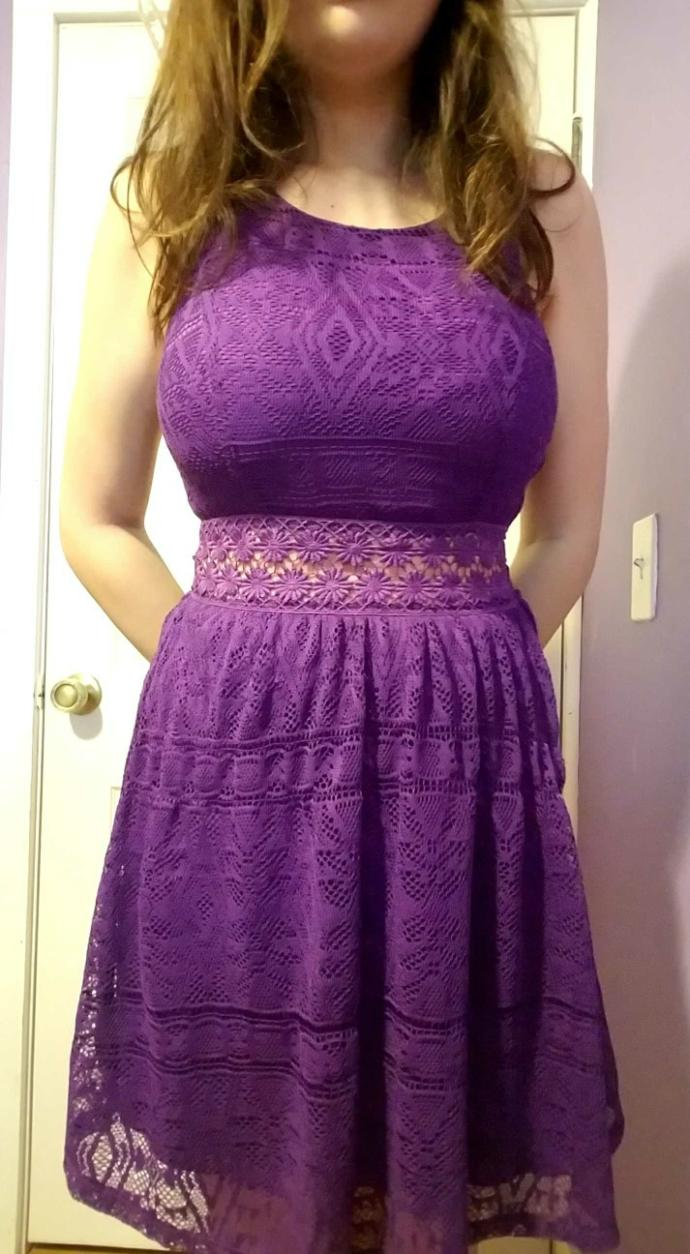 What dress size do you think I am??