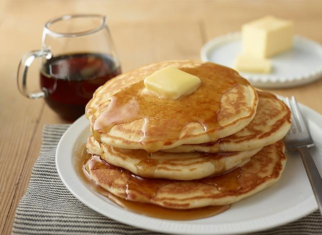 What's your favorite kind of pancakes?