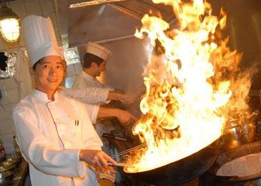 So is there any hot plate for chinese?