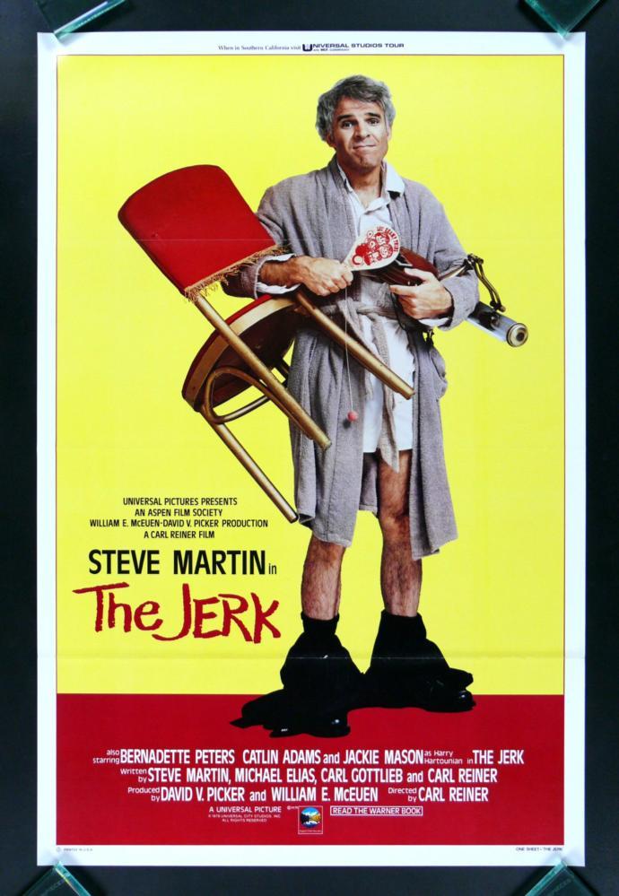 Your favorite movie starring Steve Martin?
