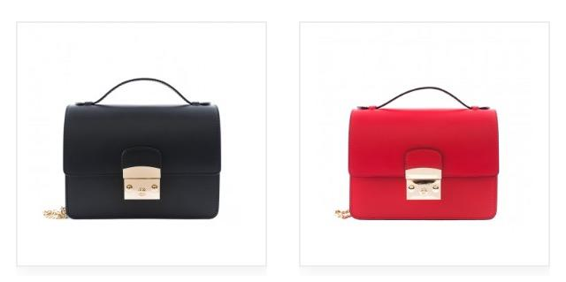 Need your opinion on the color of the bag? Which one can I combine with most clothes?