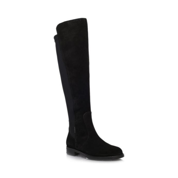 Can guys wear women's knee high boots?