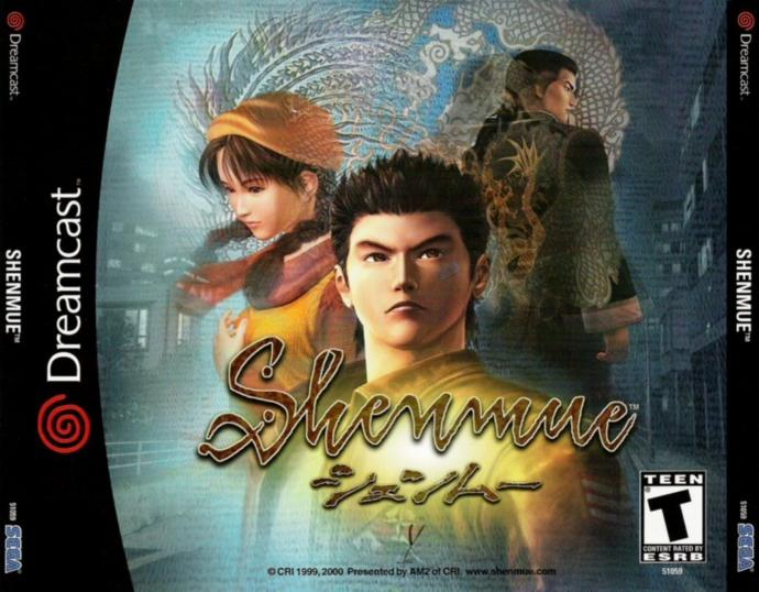Have you ever played the classic Sega Dreamcast game, Shenmue 1?