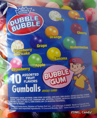 What's your favorite flavor of gumball?