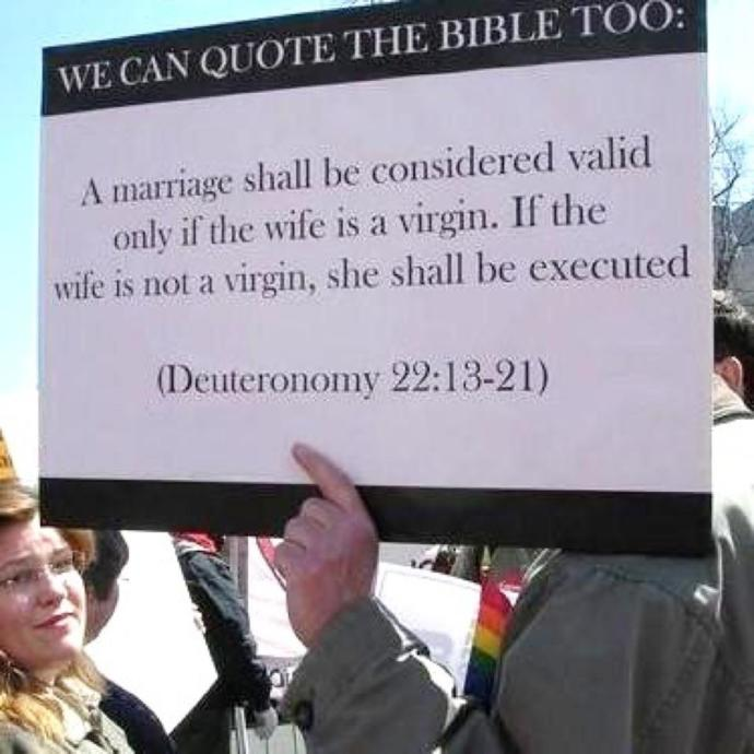 Christians can you explain your logic to me?
