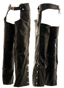 I need new chaps, which pair of chaps is better?