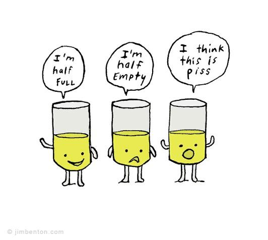 Would you consider yourself an optimist, pessimist, or realist??
