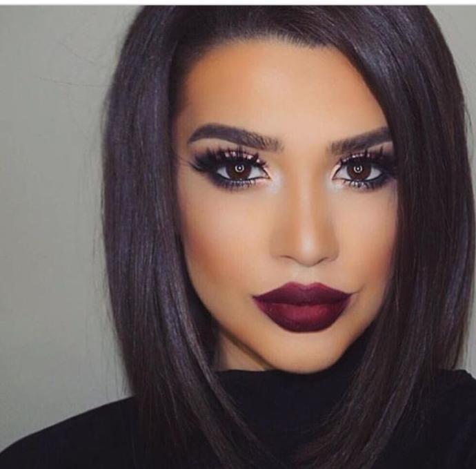 Guys, favorite makeup amount?