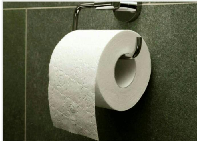Do you put your toilet paper facing in or out??