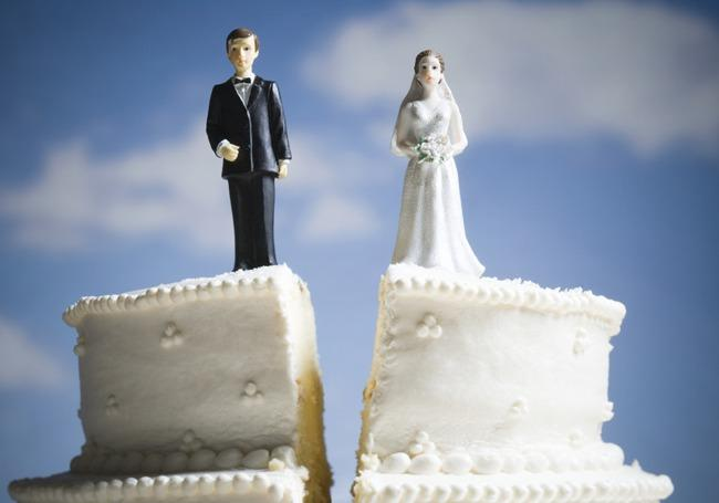 Complete the following sentence : There would be fewer divorces in this country if only people ________?