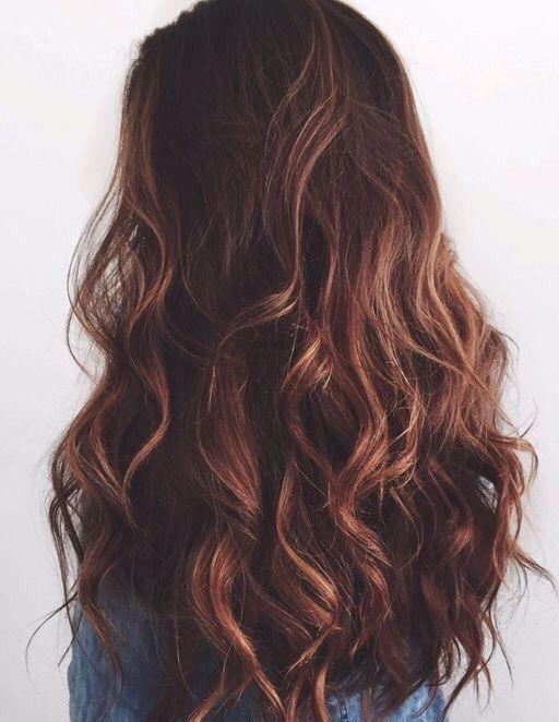 Naturally straight, wavy, or curly hair on girls. And why?