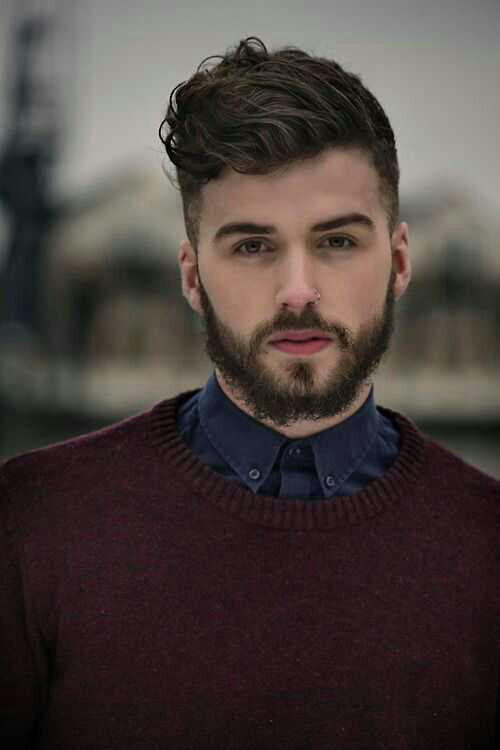 do you like this hairstyle for guys ??