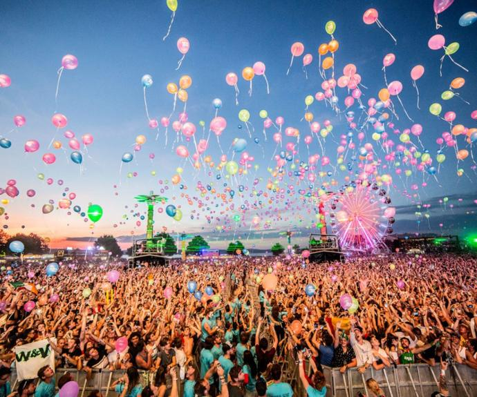 How old were you when you went to your first festival?