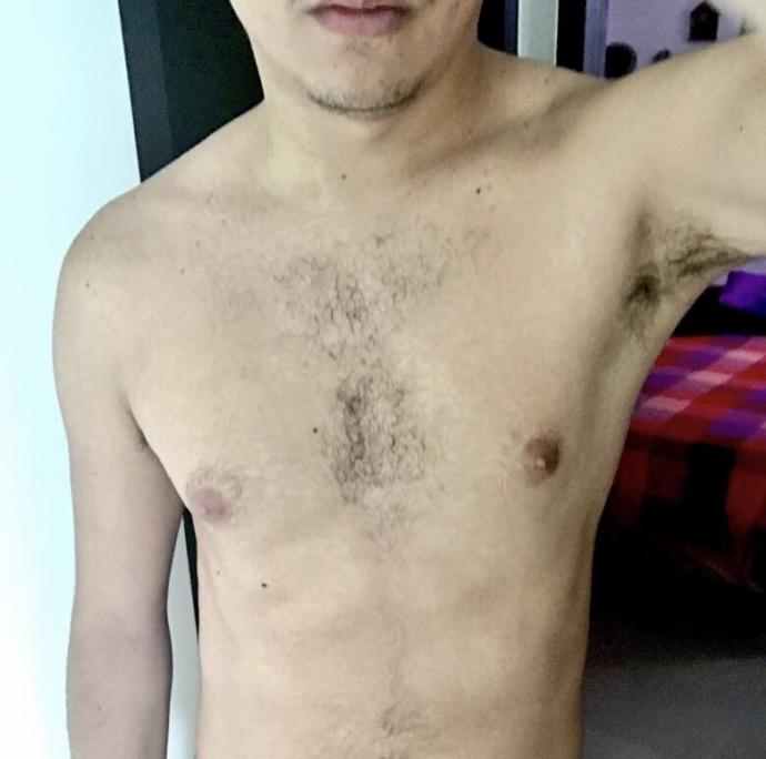 What do you think about my chest hair?