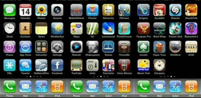 How Many Apps Are Installed On Your Phone ??