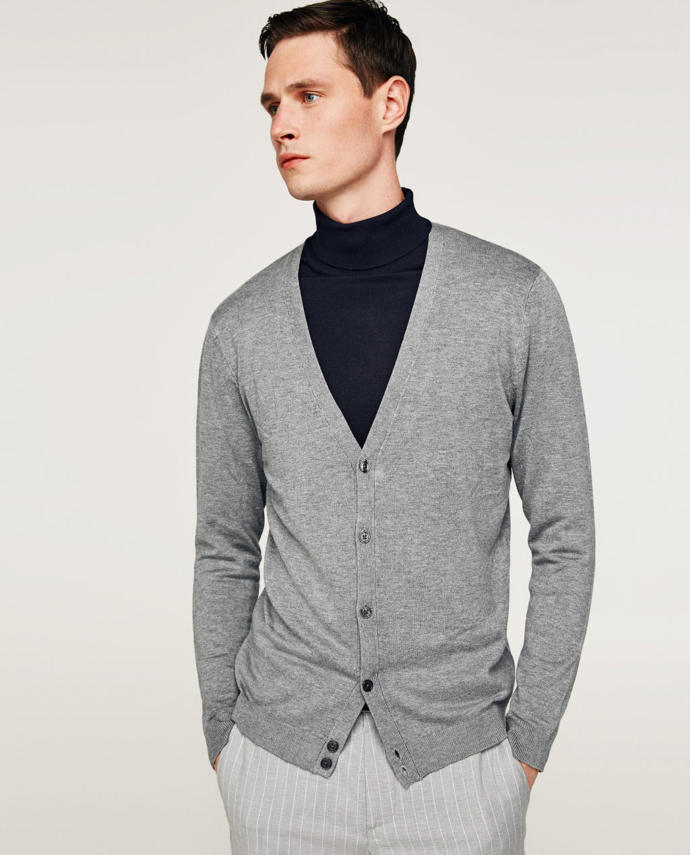 Is the cardigan out of style now?