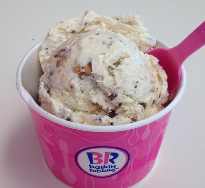 Baskin Robbins vs Dairy Queen vs Cold Stone vs Rita's?