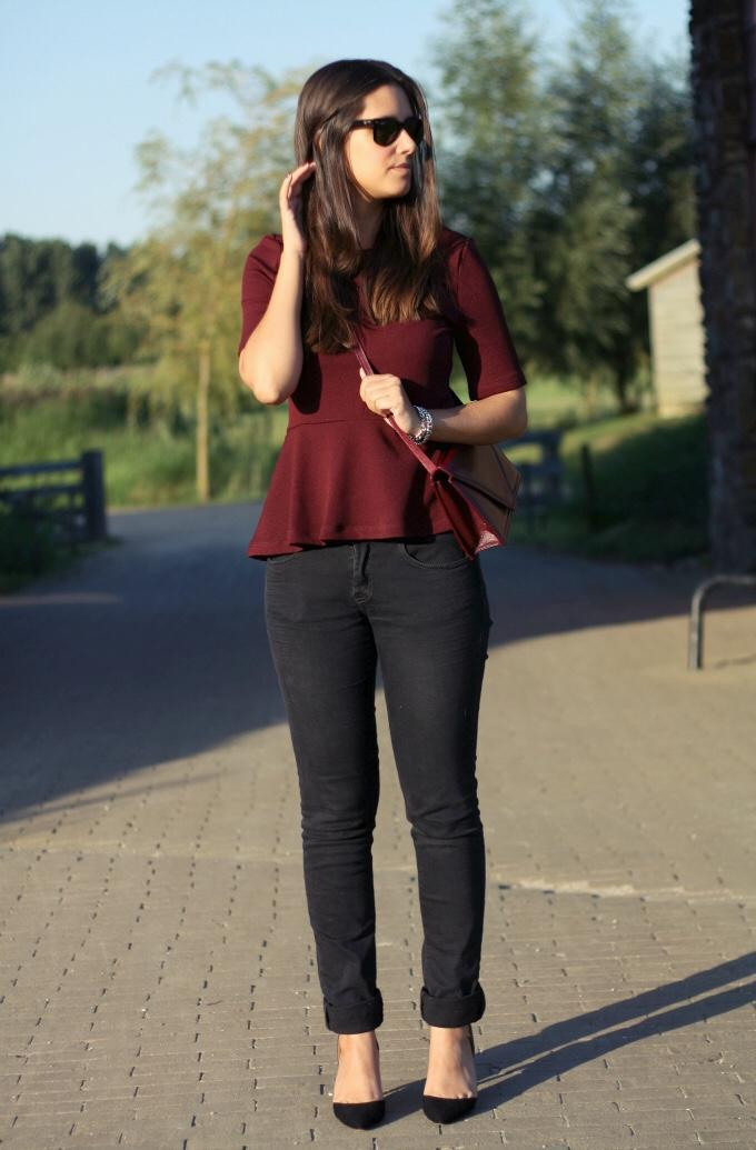 Peplum tops, hot or not?