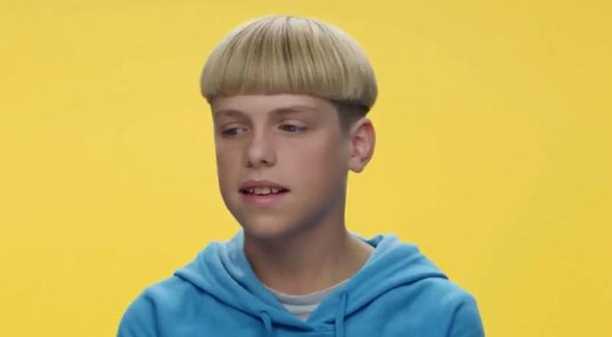 Any guy here born in the 90's, did you ever get a Mushroom cut for your hair?