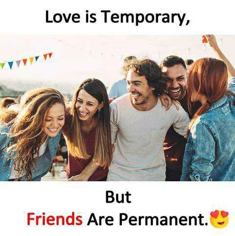 is love is always temporary and for ever so it remain ??