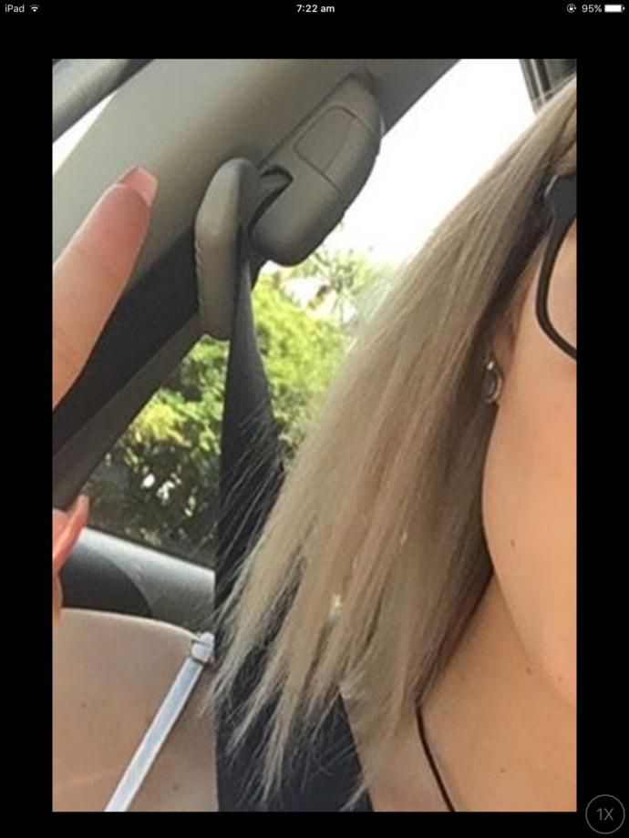 What hair colour is this?