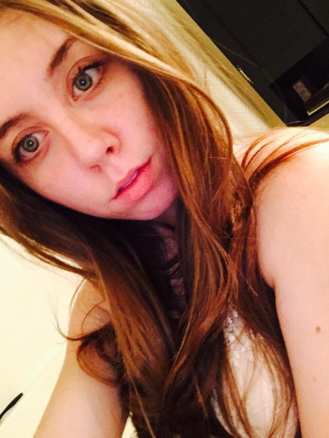 With makeup or no makeup?