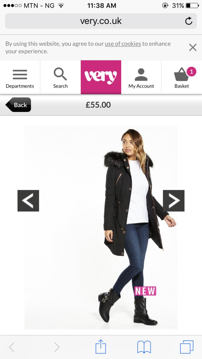 What coat is nicer?