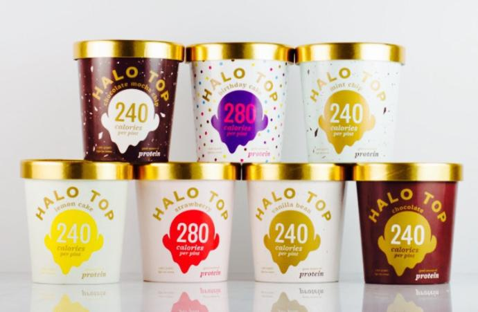 What's your favorite flavor Halo Top ice cream?
