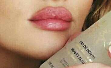 who has the best lips??