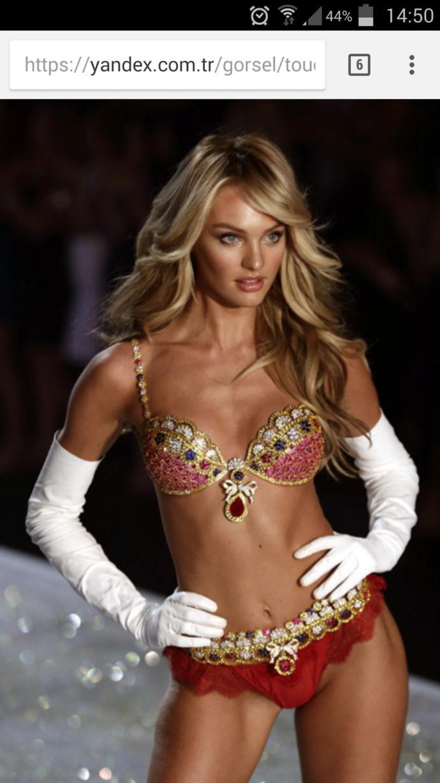 Which vs angel should wear the 2017 fantasy bra?