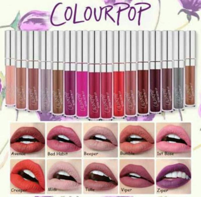 What do you think of Colourpop products? Yay or Nay??
