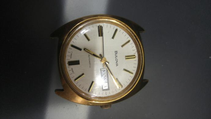 Can you help me identify this Bulova watch?