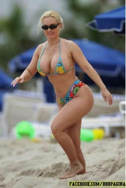 what do you think about her body??
