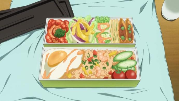 Looks like lunch?